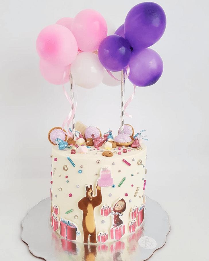 Fair Masha Cake