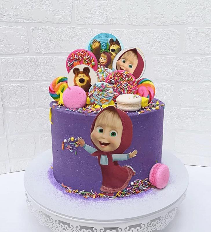 Grand Masha Cake