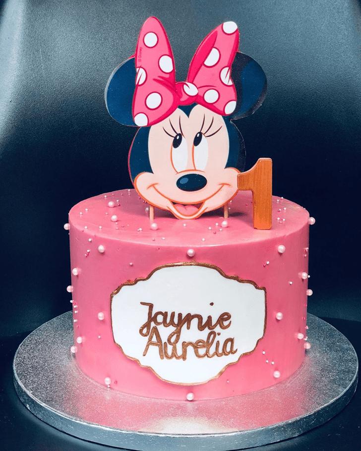 Marvelous Micky Mouse Cake
