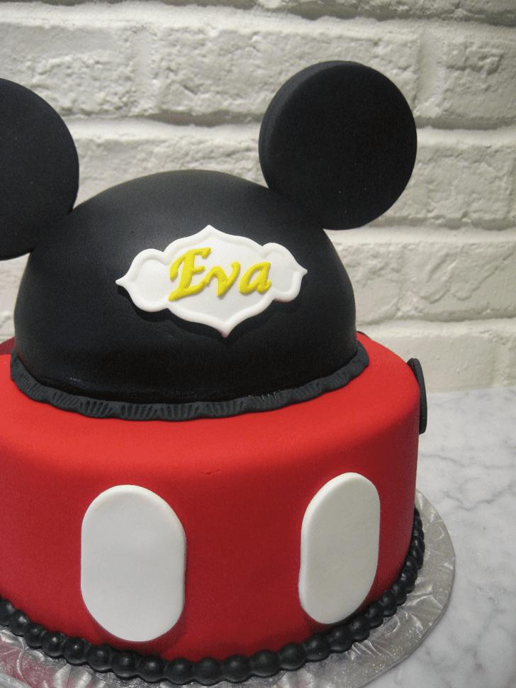 Ravishing Micky Mouse Cake