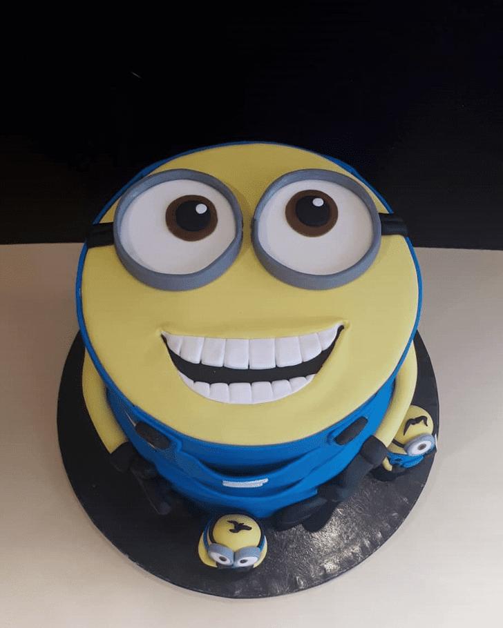 Magnificent Minions Cake