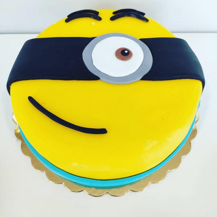 Stunning Minions Cake