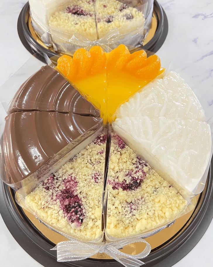 Adorable Mixed Cake