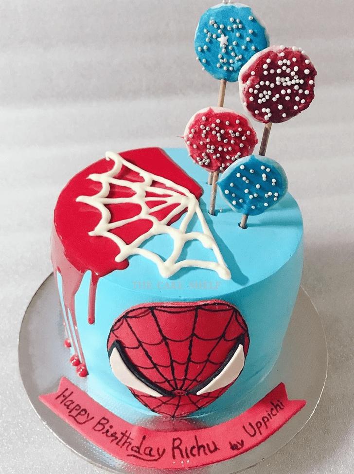 Beauteous Mixed Cake