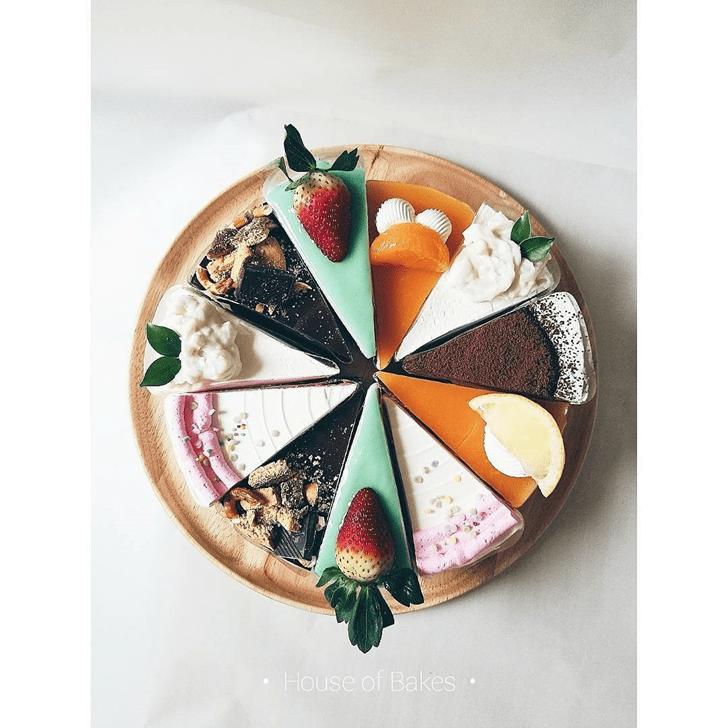 Classy Mixed Cake