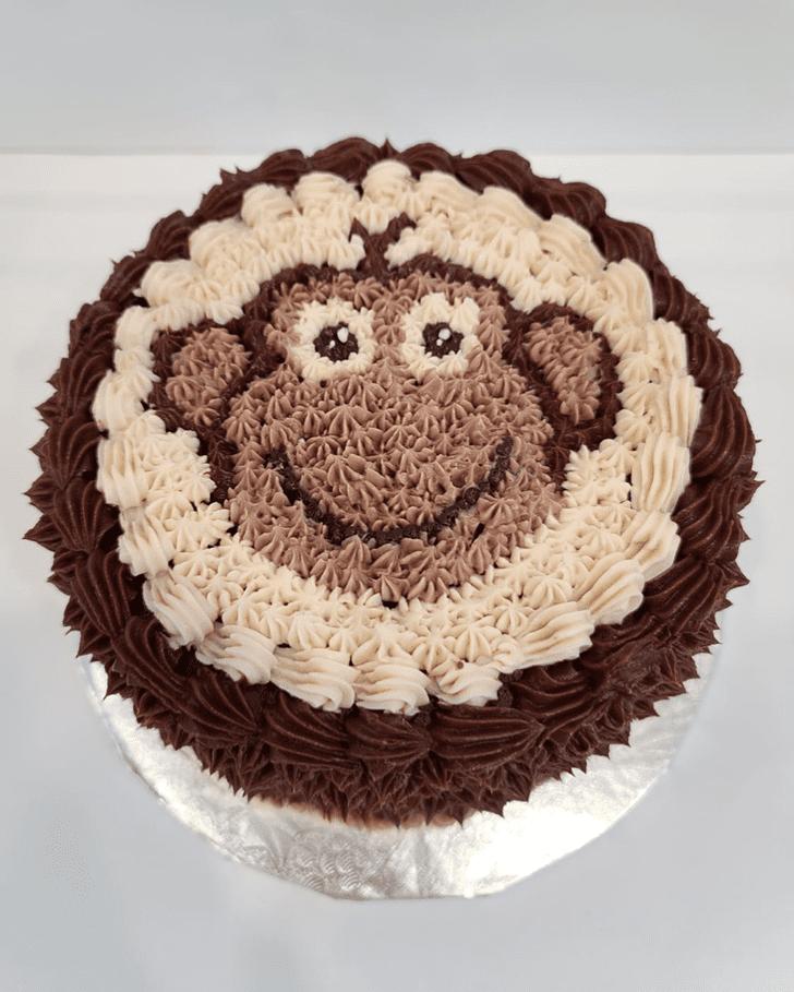 Bewitching Monkey Cake