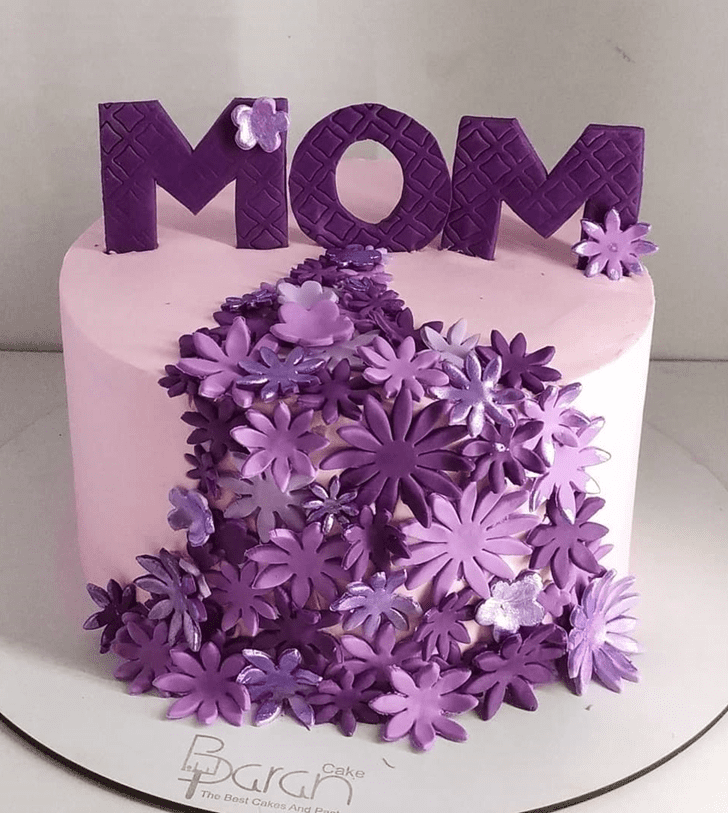 Bewitching Mother Cake