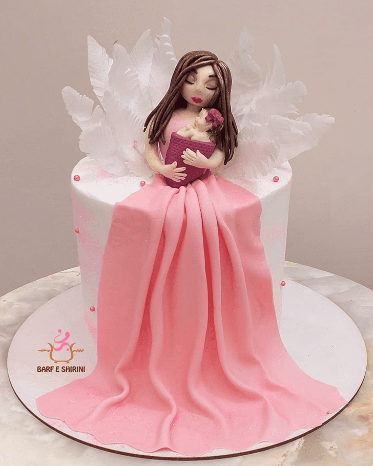 Captivating Mother Cake