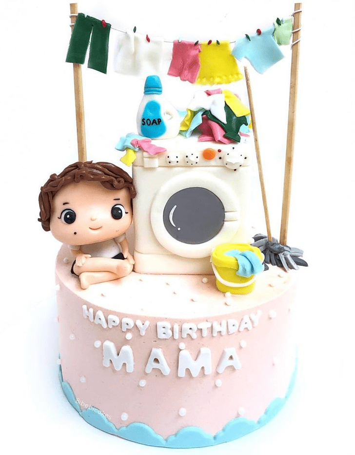 Charming Mother Cake