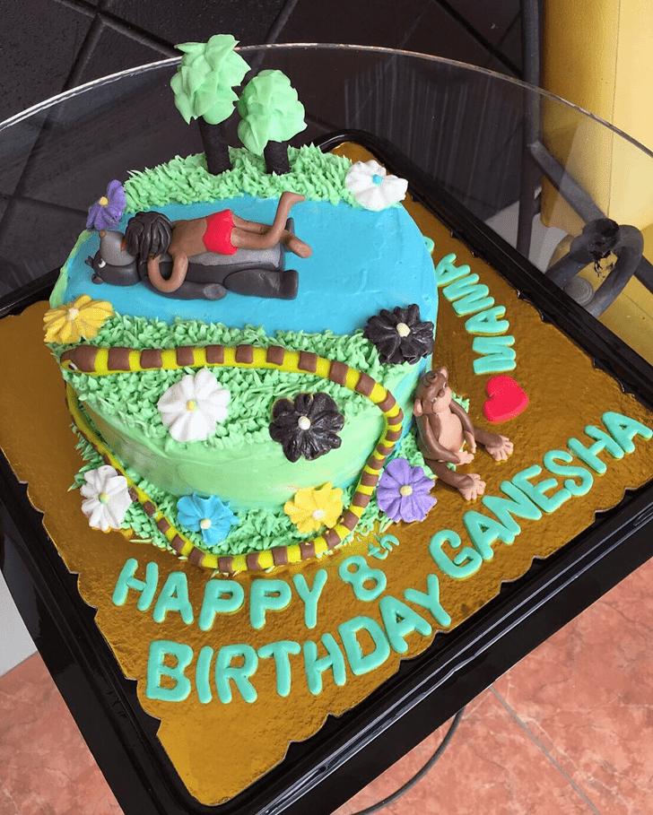 Appealing Mowgli Cake