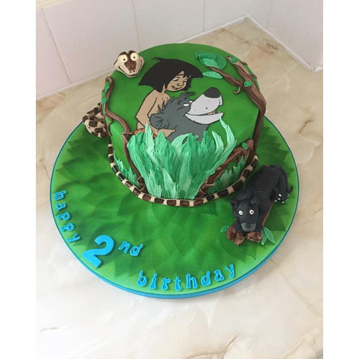 Fair Mowgli Cake