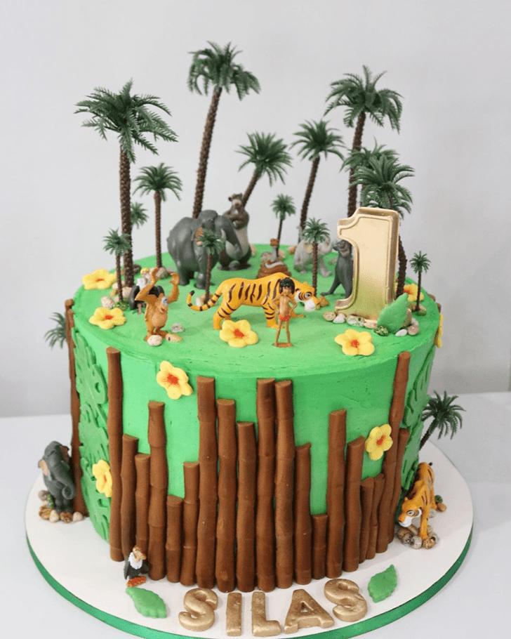 Fascinating Mowgli Cake