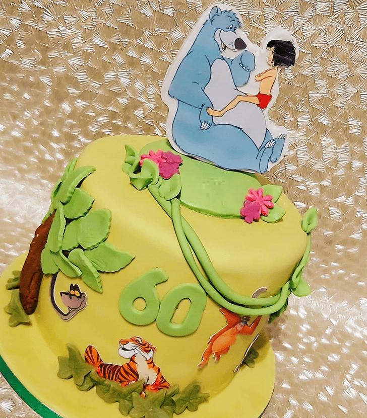 Fine Mowgli Cake