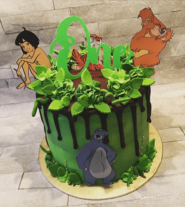Ideal Mowgli Cake