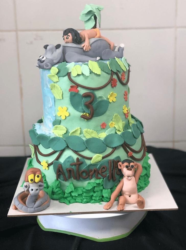 Magnetic Mowgli Cake