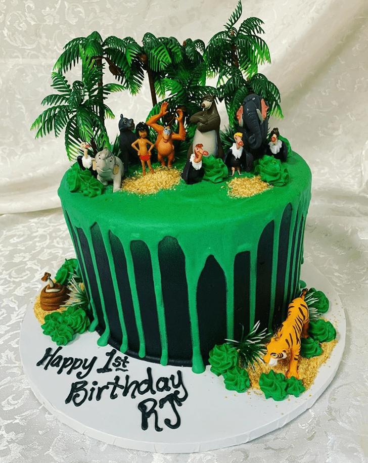 Magnificent Mowgli Cake
