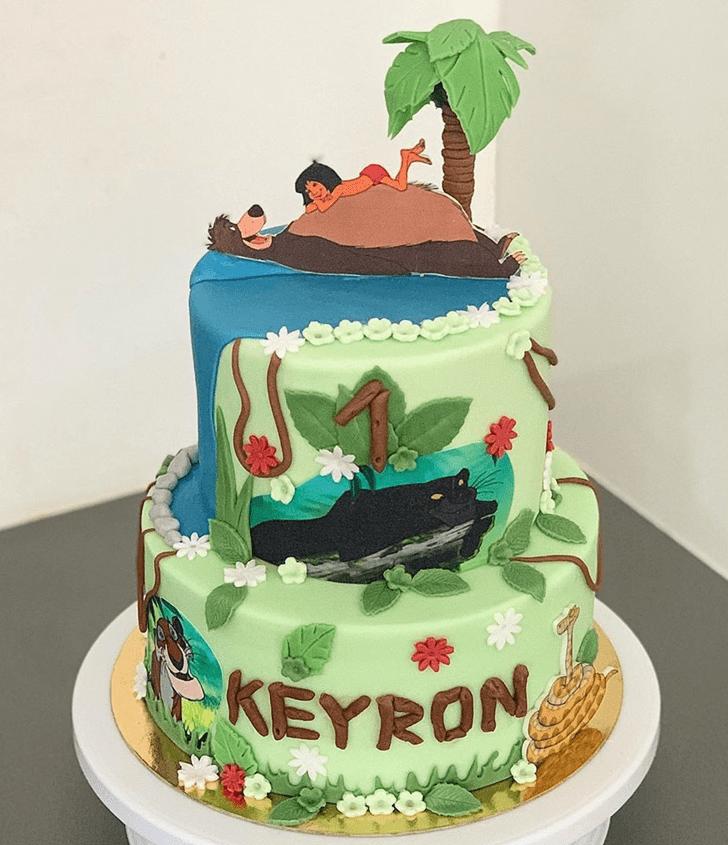 Marvelous Mowgli Cake