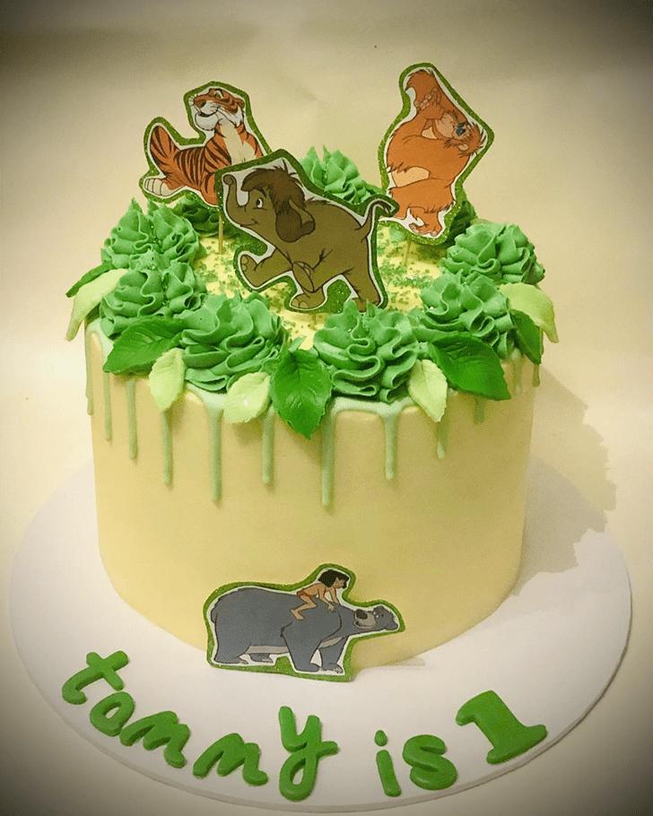 Ravishing Mowgli Cake