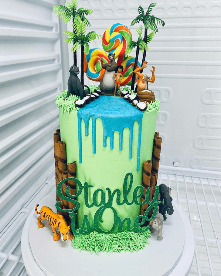 Splendid Mowgli Cake