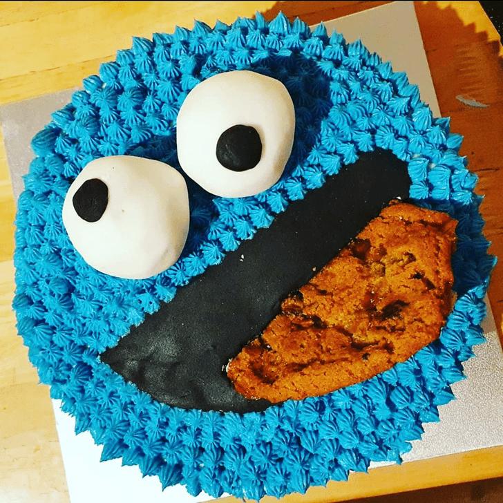 Captivating Muppets Cake