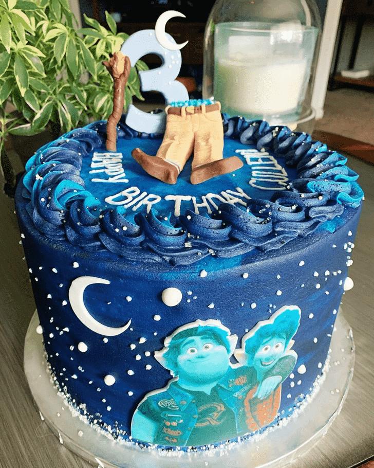 Adorable Onward Cake