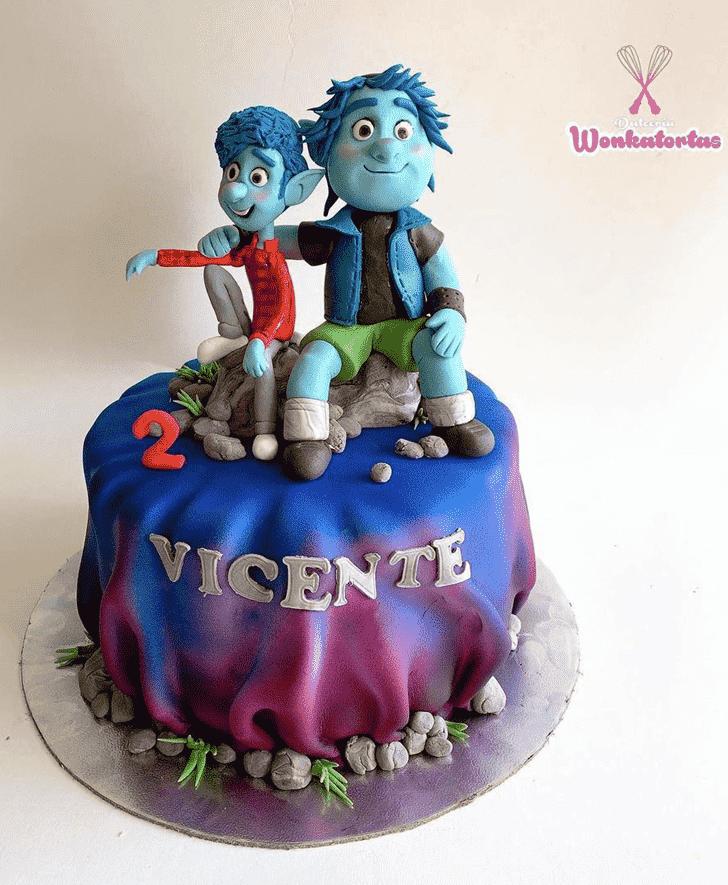 Appealing Onward Cake