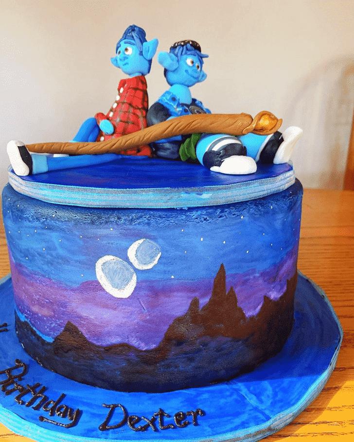 Captivating Onward Cake