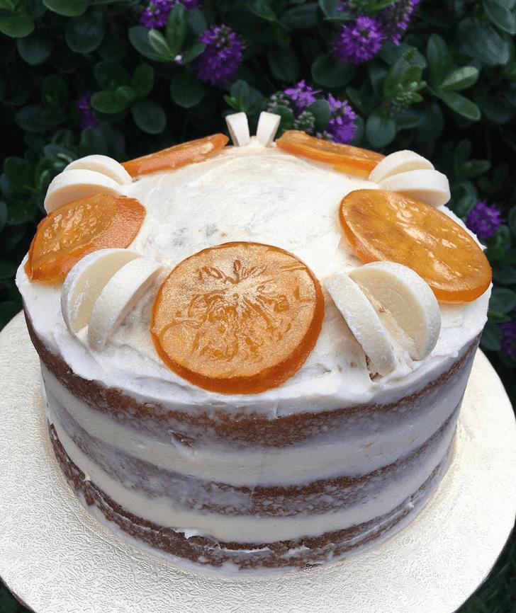Bewitching Orange Cake
