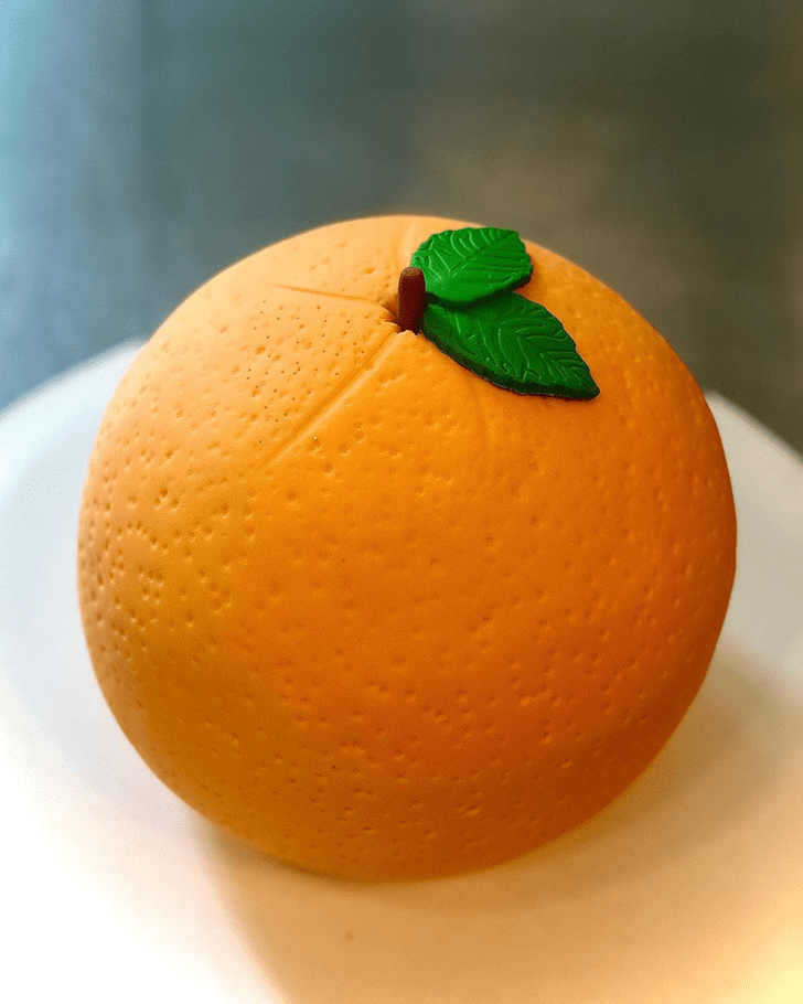 Handsome Orange Cake