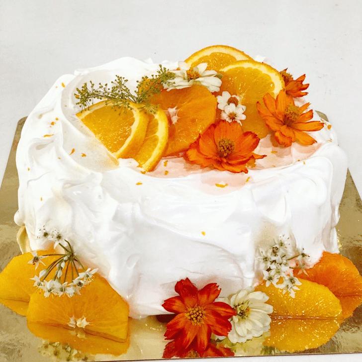 Ravishing Orange Cake