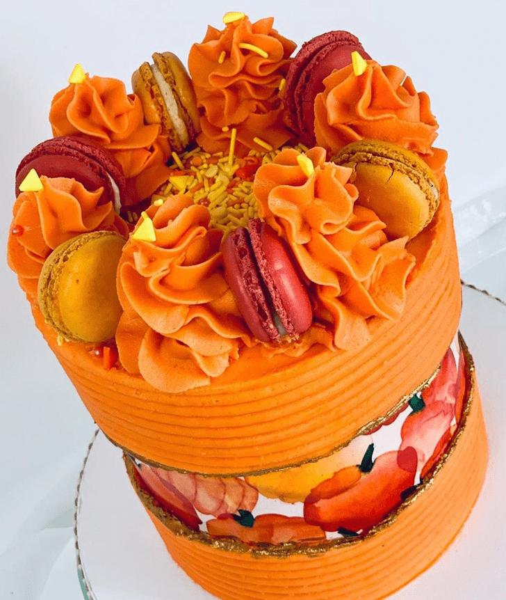 Stunning Orange Cake