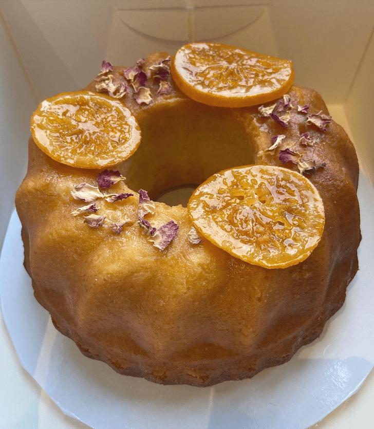 Superb Orange Cake