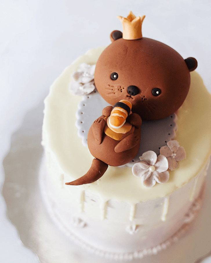 Comely Otter Cake