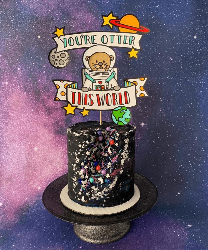 Divine Otter Cake