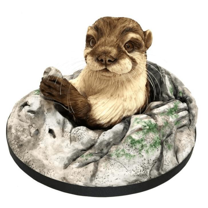 Handsome Otter Cake