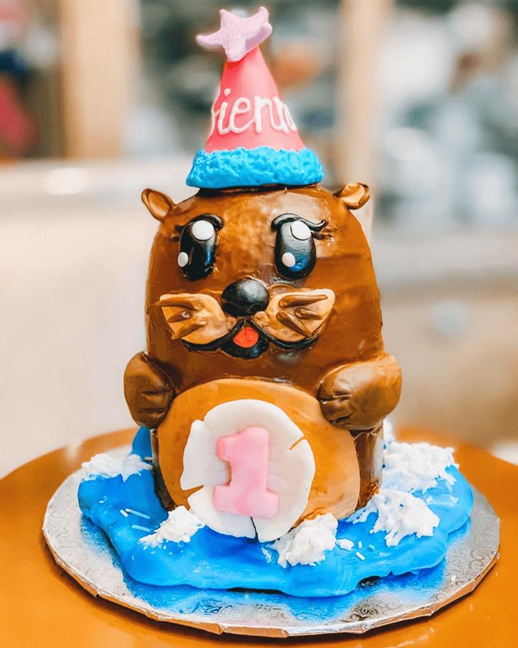 Ideal Otter Cake
