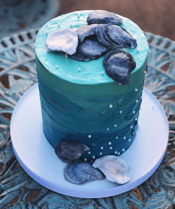 Appealing Oyster Cake