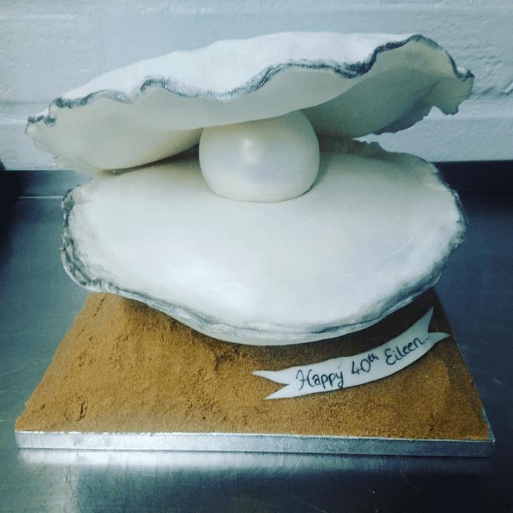Divine Oyster Cake