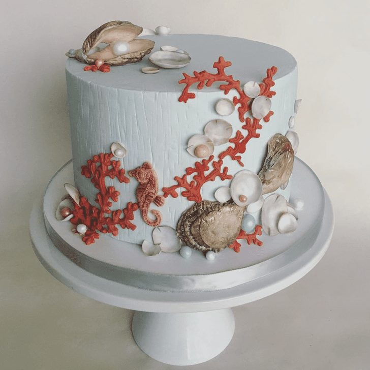 Elegant Oyster Cake