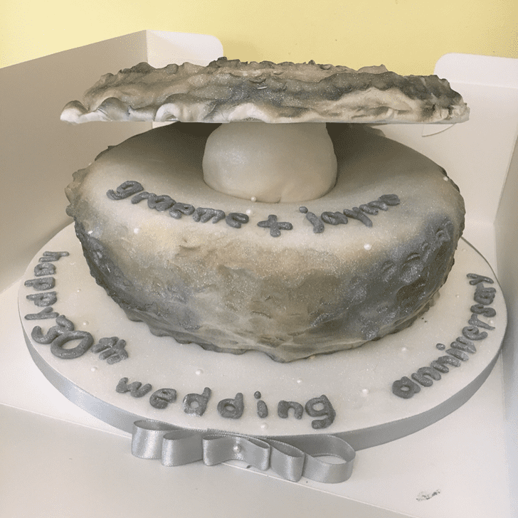 Enthralling Oyster Cake
