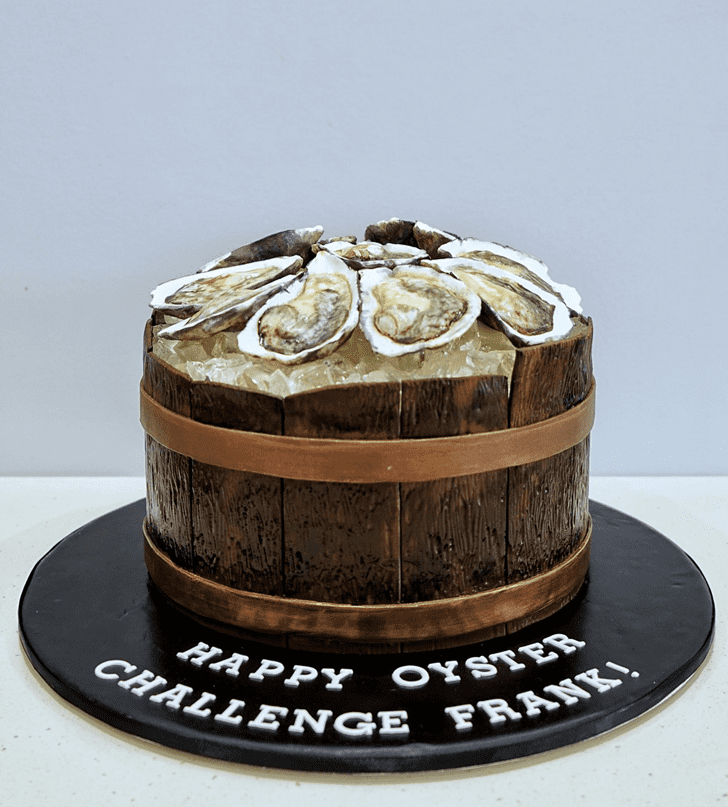 Excellent Oyster Cake