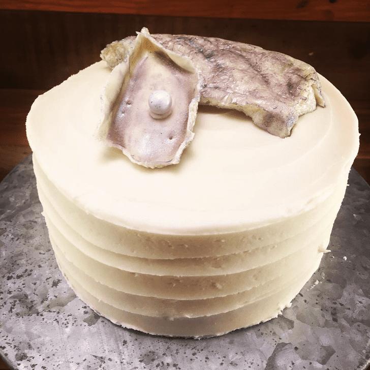 Fair Oyster Cake
