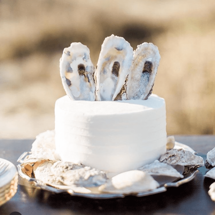 Fascinating Oyster Cake
