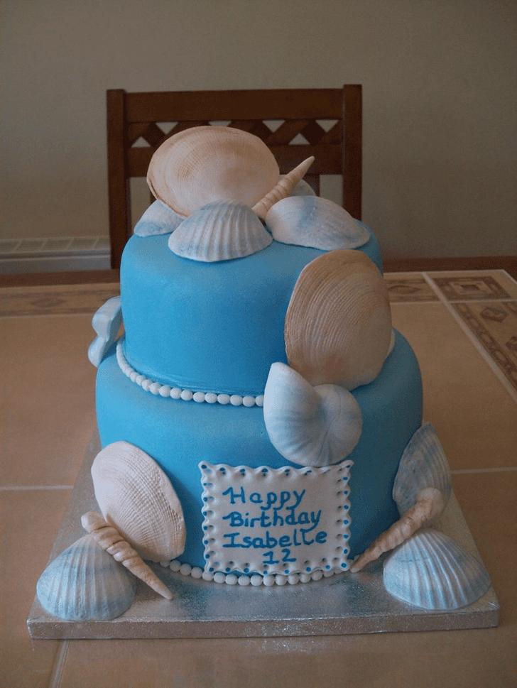 Nice Oyster Cake