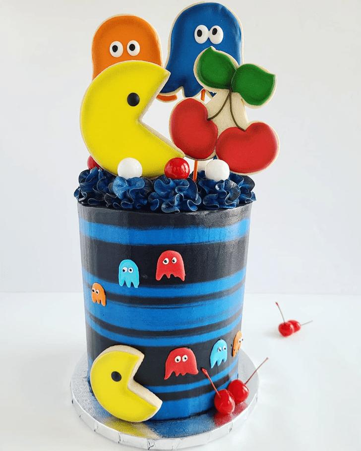 Ravishing PacMan Cake