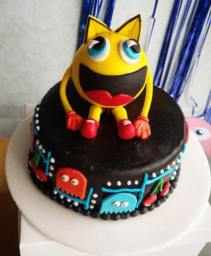 Superb PacMan Cake