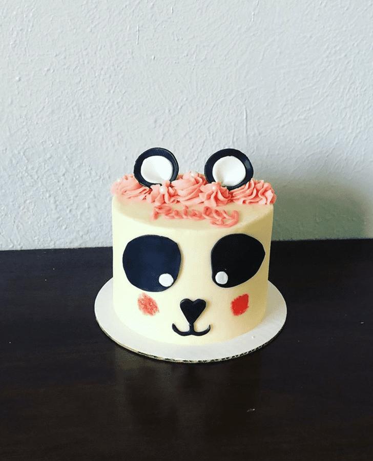 Hot Panda Cake
