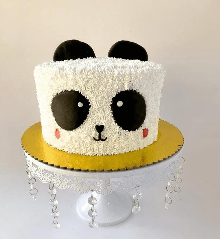Enthralling Panda Cake