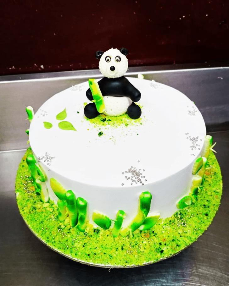 Fair Panda Cake