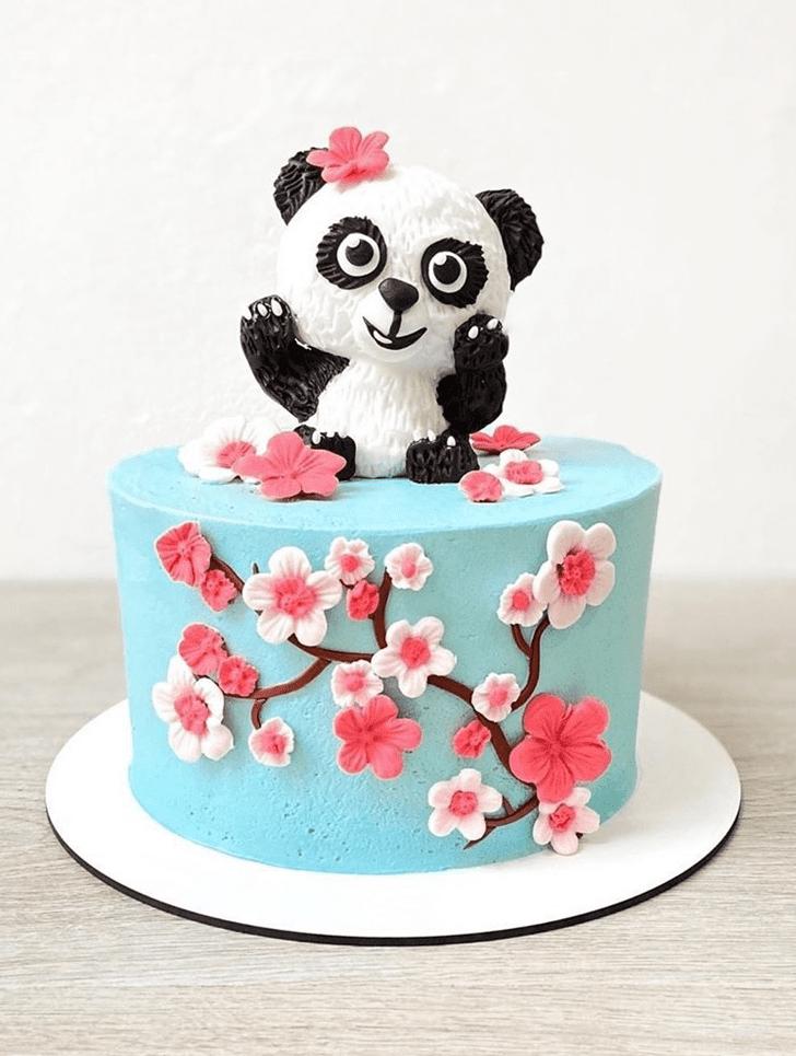 Magnificent Panda Cake